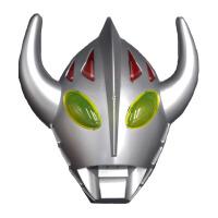 万圣节发光面具钢铁侠蜘蛛侠奥特曼变形金刚男女卡通面具
