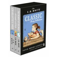 """E.B. White Classic Story Collection """"E.B.怀特经典故事集""""全新修订英国大字版IS"""