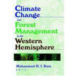 【预订】Climate Change and Forest Management in the Western Hem