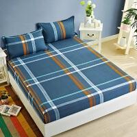 ???床笠单件席梦思床垫保护套1.8m床套床罩1.5m床罩防滑床单
