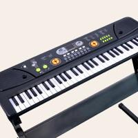 ?儿童电子琴玩具女孩钢琴初学3-6-12岁宝宝多功能可弹奏音乐玩具琴?