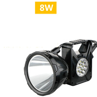 久量矿灯强光头戴充电亮头灯手电筒 户外夜钓灯钓鱼灯防水远射