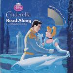 Read-Along系列:Cinderella 2 灰姑娘2(书+CD) ISBN9781423163213