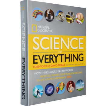 National Geographic Science of Everything 生活科学大揭秘 百科