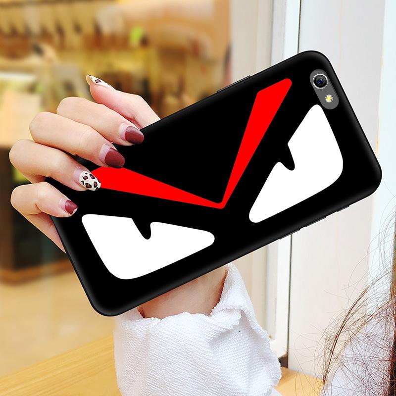 苹果5手机壳iPhone5s硅胶5se套A1530欧美品果5S网红iPhine5S个性55潮牌A15