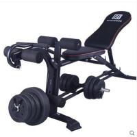 健康塑形仰卧起坐板飞鸟锻炼卧推凳腹肌训练椅子多功能哑铃凳家用健身器材
