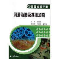 合理润滑手册 润滑油脂及其添加剂 杨俊杰 石油工业出版社 9787502183882