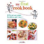 【预订】My First Cookbook: 35 Easy and Fun Recipes for Children