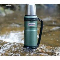 保温壶大水瓶登山水杯水壶304不锈钢真空保温杯运动水瓶大容量户外旅行便携