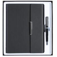 定做A5办公活页笔记本文具礼盒记事本签字笔商务礼品套装定制logo