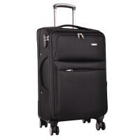 万向轮拉杆箱牛津布24寸密码旅行软箱包男女26帆布行李拖箱皮箱28SN1768