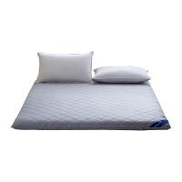 竹炭床垫透气榻榻米床褥垫被1.5m1.8米床学生宿舍垫1.2