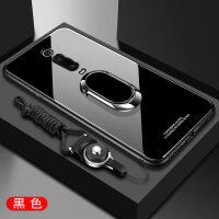 优品红米K20手机壳小米K20pro玻璃保护redmi k20硅胶套por防摔M1903F11A软硬