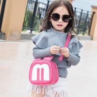 新款可爱米奇包包 韩版女童时尚单肩包斜跨简约小包儿童挎包