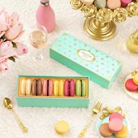 玛呖德正宗法式手工马卡龙甜点西式糕点甜品休闲零食品6枚装