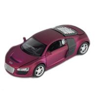 合金玩具车 阿斯顿马丁跑车 仿真汽车模型男孩儿童玩具回力小汽车