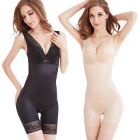 燃脂塑形开裆束身衣美人连体塑身内衣收腹束腰计产后