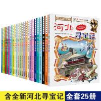 大中华寻宝记1-25册