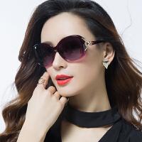 偏光太阳镜圆脸女士墨镜女潮防紫外线gm眼镜大脸