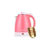 电热水壶正品304不锈钢食品级电水壶家用烧水壶热水壶2l