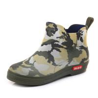 韩国时尚冬秋新款雨鞋女百搭雨鞋女短筒水靴雨丁靴套水鞋