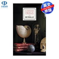 英文原版 动植物标本画集 A Parisian Cabinet of Curiosities: Deyrolle 精装