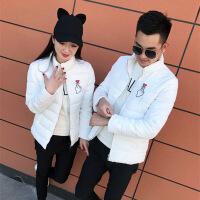男士棉衣2018新款冬季青年韩版潮流
