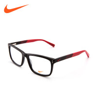 nike近视眼镜 眼睛框镜架女 平光眼镜 男款 大框眼镜架潮NIKE7238