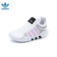 【券后价:229元】阿迪达斯Adidas童鞋18新款婴幼童学步鞋女童宝宝鞋耐磨防滑儿童训练鞋 (0-4岁可选) CQ2
