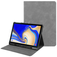 三星Galaxy Tab S4保护套T835平板电脑SM-T830皮套10.5寸休眠外壳带笔槽位