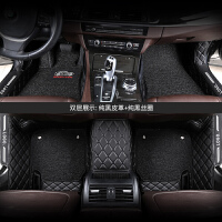 2019款奥迪A4LA6L Q5A3Q3A5A7Q7q2l专用2018包门槛全包围汽车脚垫