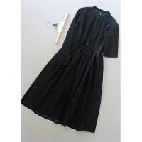 [32-201]新款女裙子打底女装连衣裙33