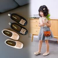 女童皮鞋春秋2019新款韩版儿童公主鞋软底小女孩单鞋芭蕾舞蹈童鞋