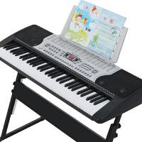 电子琴玩具 液晶仿钢琴键 电子琴 61键儿童教学初学