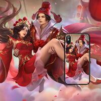 王者荣耀手机壳iPhone/VIVO/OPPO支持【任意皮肤】【任意机型】31 孙悟空-大圣娶 【留言手机型号】