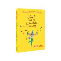查理和巧克力工厂儿童英文原版 青少年全英文版英语小说读物 Charlie and the Chocolate Facto