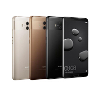 【当当自营】华为 Mate10 亮黑色 全网通(4GB+64GB)移动联通电信4G手机 双卡双待