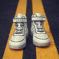 男鞋高帮鞋运动篮球鞋樱木花道板鞋情侣潮鞋冬季棉鞋
