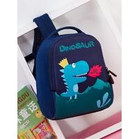 幼儿园书包潮男童宝宝恐龙3-5-6岁女定制印logo儿童入园小童背包