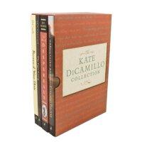 The Kate DiCamillo Collection 凯特・迪卡米洛套装(爱德华的奇妙之旅、傻狗温迪克、浪漫鼠德
