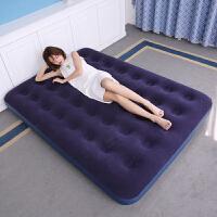 充气床垫气垫床单人冲气床双人加厚充气床午休床气垫 家用 +2个枕头