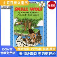 #原版英文童书 Small Wolf 小狼(I Can Read)汪培�E第四阶段 [4-8岁]