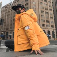 2018新款潮流学生棉衣面包服短款冬季韩版加厚防寒羽绒