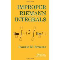 【预订】Improper Riemann Integrals