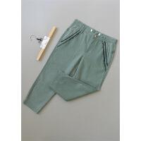 [81B-203]新款女装裤子显瘦牛仔九分裤0.44