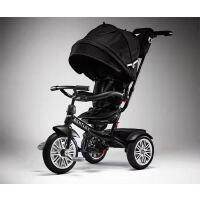 宾利儿童三轮手推车 儿童脚踏车宝宝多用三轮车 双向手推车儿童