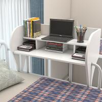 家居生活用品宿舍神器简易悬空上铺电脑桌子大学生床上用懒人书桌学习桌