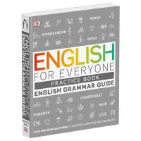 人人学英语语法练习册 英文原版 English for Everyone English Grammar Guide
