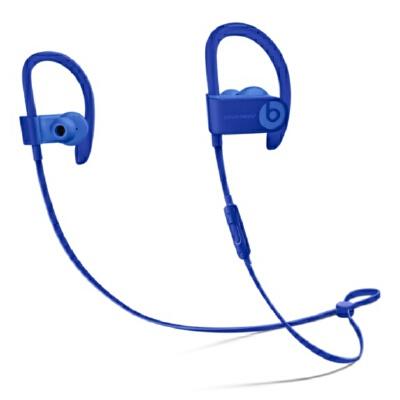 Beats Powerbeats3 by Dr. Dre Wireless 入耳式耳机 深海蓝 MQ362PA/A可使用礼品卡支付 国行正品 全国联保