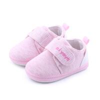0-1岁女宝宝鞋子婴儿软底鞋男6-12个月婴儿学步鞋春秋款